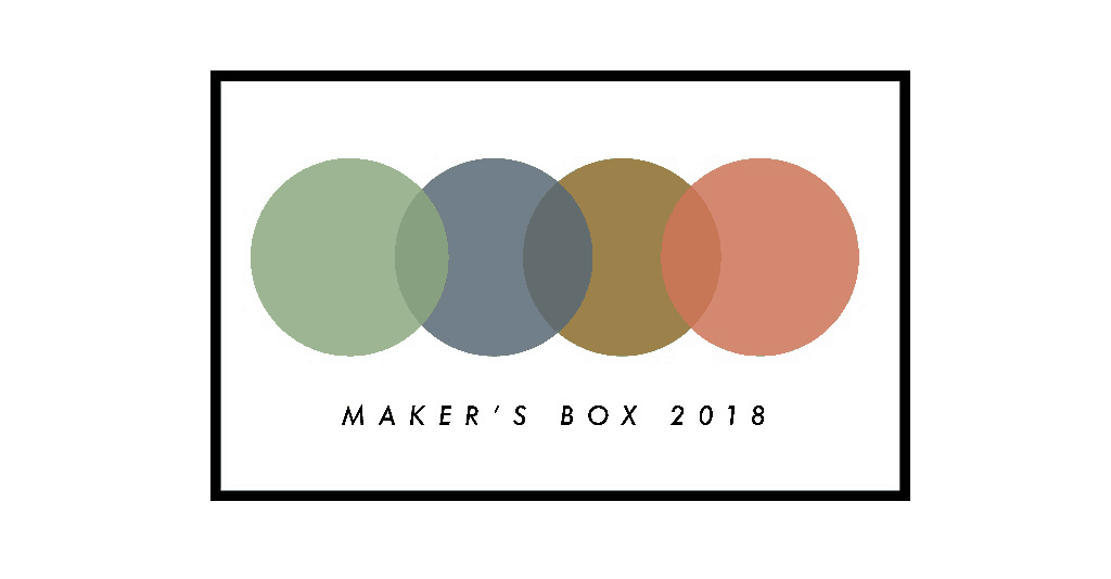 Haiti Design Co Maker's Box Spring 2018 Available Now + Spoilers!