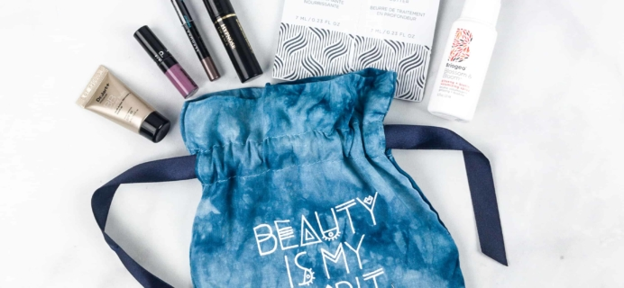 Play! by Sephora March 2018 Subscription Box Review