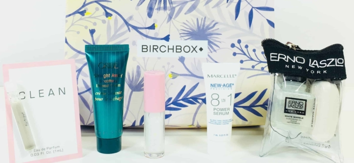 Birchbox Subscription Box Review + Coupon – March 2018