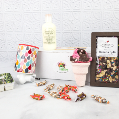 Fruit For Thought March 2018 Subscription Box Review & Coupon