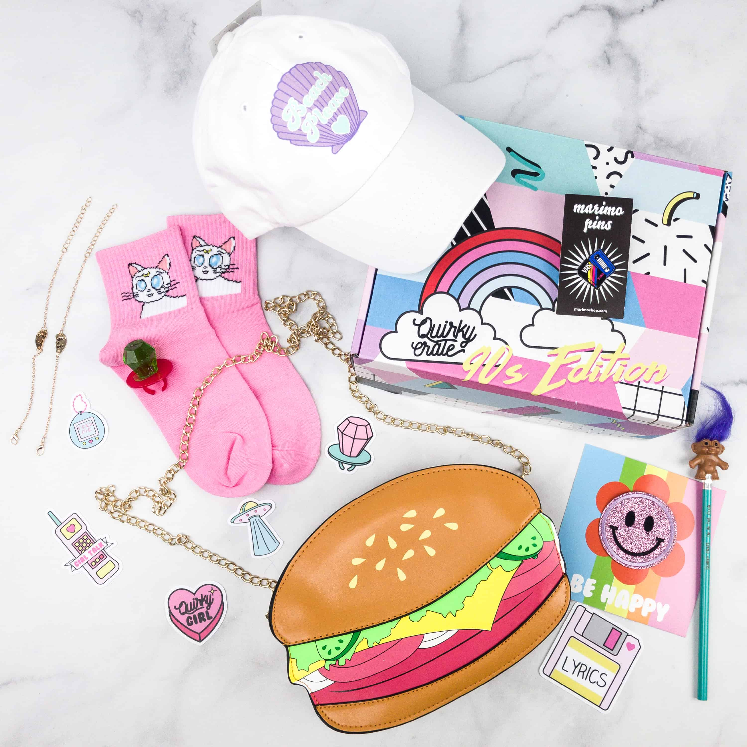 Quirky Crate March 2018 Subscription Box Review + Coupon