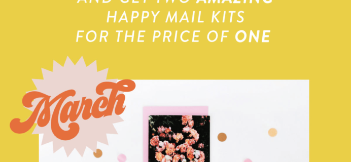 Oui Fresh Happy Mail Free Box Coupon!