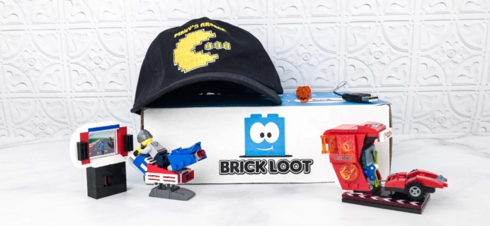 Brick Loot March 2018 Subscription Box Review & Coupon