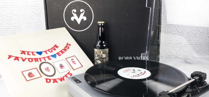 Robb Vices March 2018 Subscription Box Review + Coupon