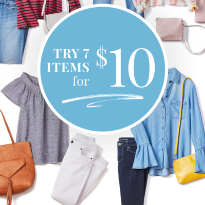 Wantable Style Edit Styling Fee Deal: HALF OFF!
