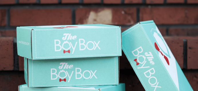 The Boy Box Clothing Subscription October 2018 Spoilers + Coupon!