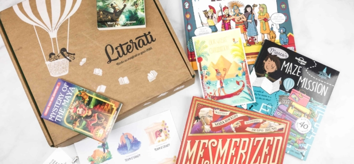 Literati Club Sage Box Review – March 2018