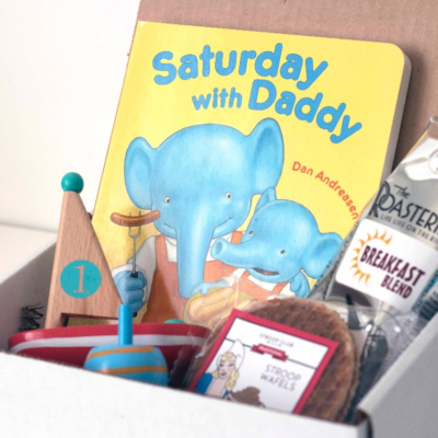 The Rad Dad Box March 2018 Full Spoilers!