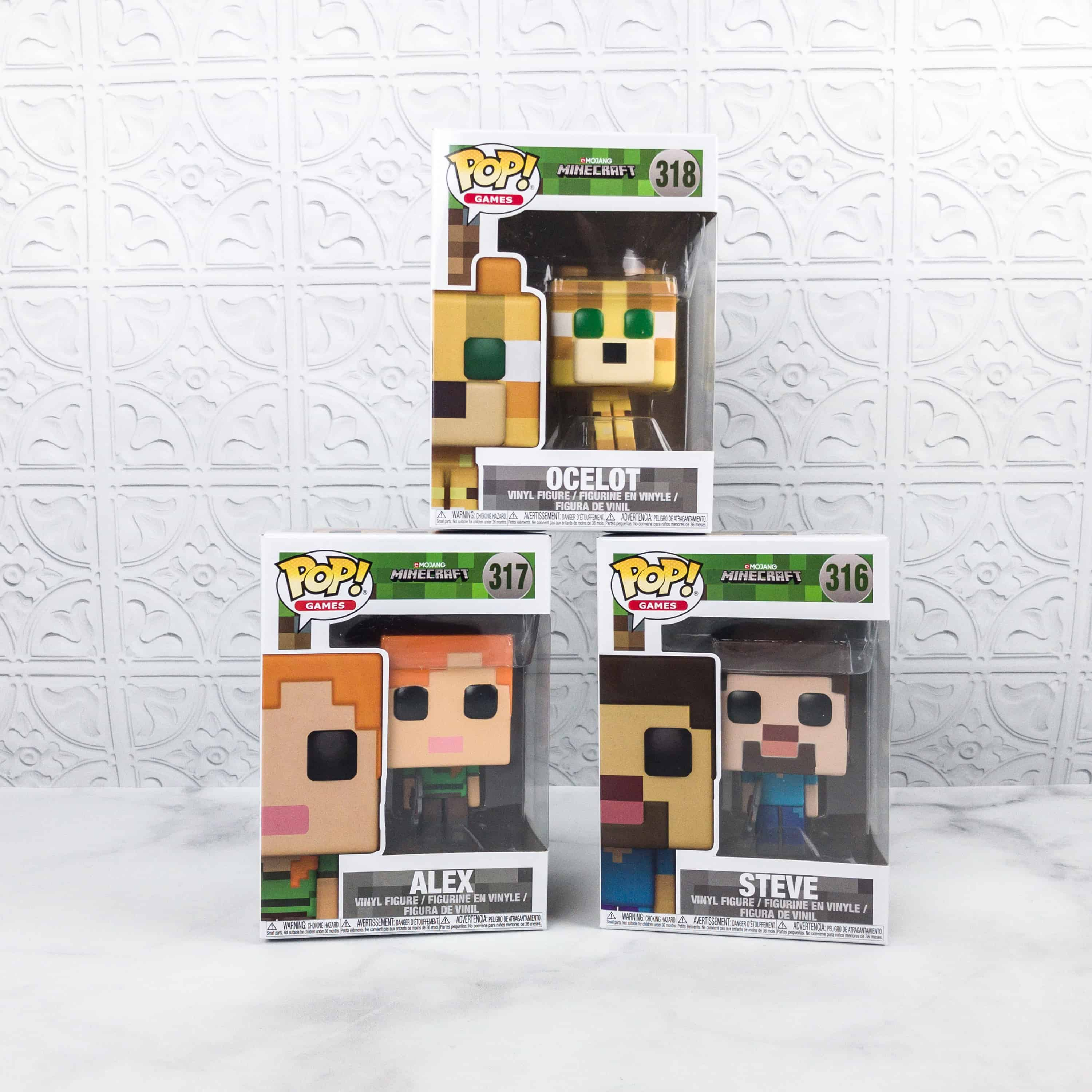 Pop In A Box March 2018 Funko Subscription Box Review & Coupon