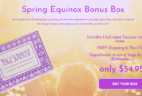Yogi Surprise Spring Equinox Bonus Box Available Now + Spoilers + Coupon!