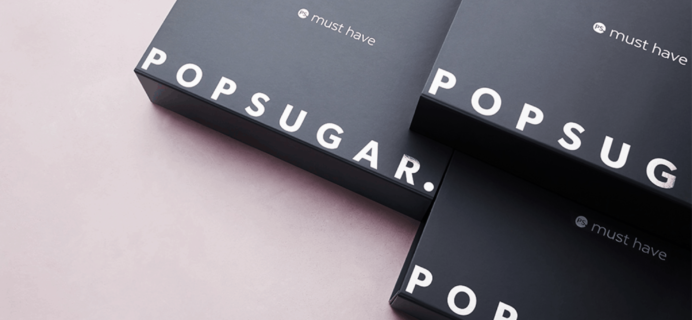 Fall 2018 POPSUGAR Must Have Box 50% Off Flash Sale!