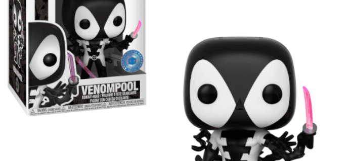 Pop In A Box Exclusive Venompool Available For Pre-order Now!