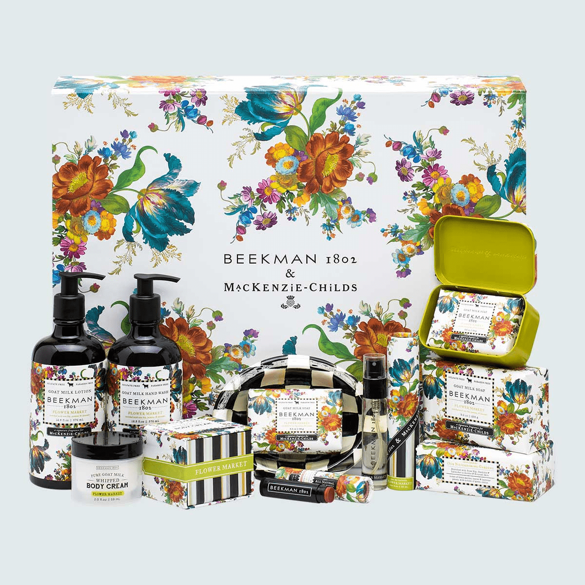 Beekman 1802 & MacKenzie Childs Beauty Collection Box Available Now + Full Spoilers!