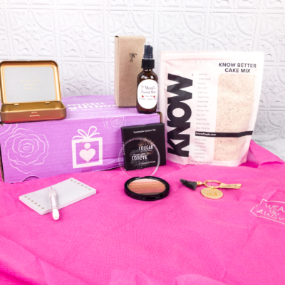 MomGiftBox Subscription Box Review + 50% Off Coupon – March 2018