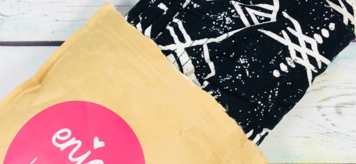 Enjoy Leggings March 2018 Subscription Box Review + Coupon