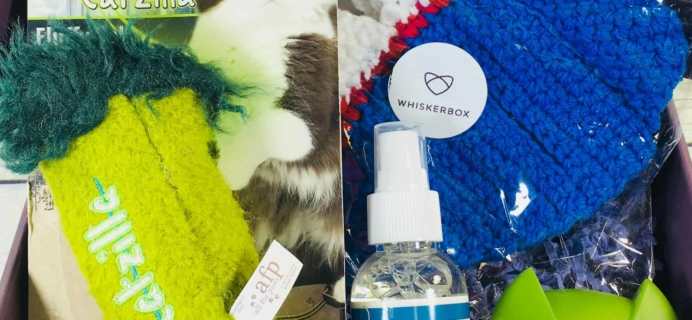 Whiskerbox March 2018 Subscription Box Review + Coupon