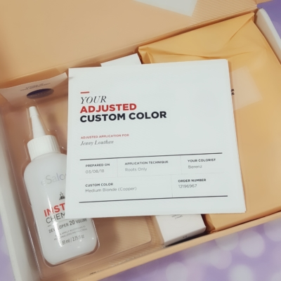 March 2018 eSalon Custom Hair Color Subscription Review + Coupon