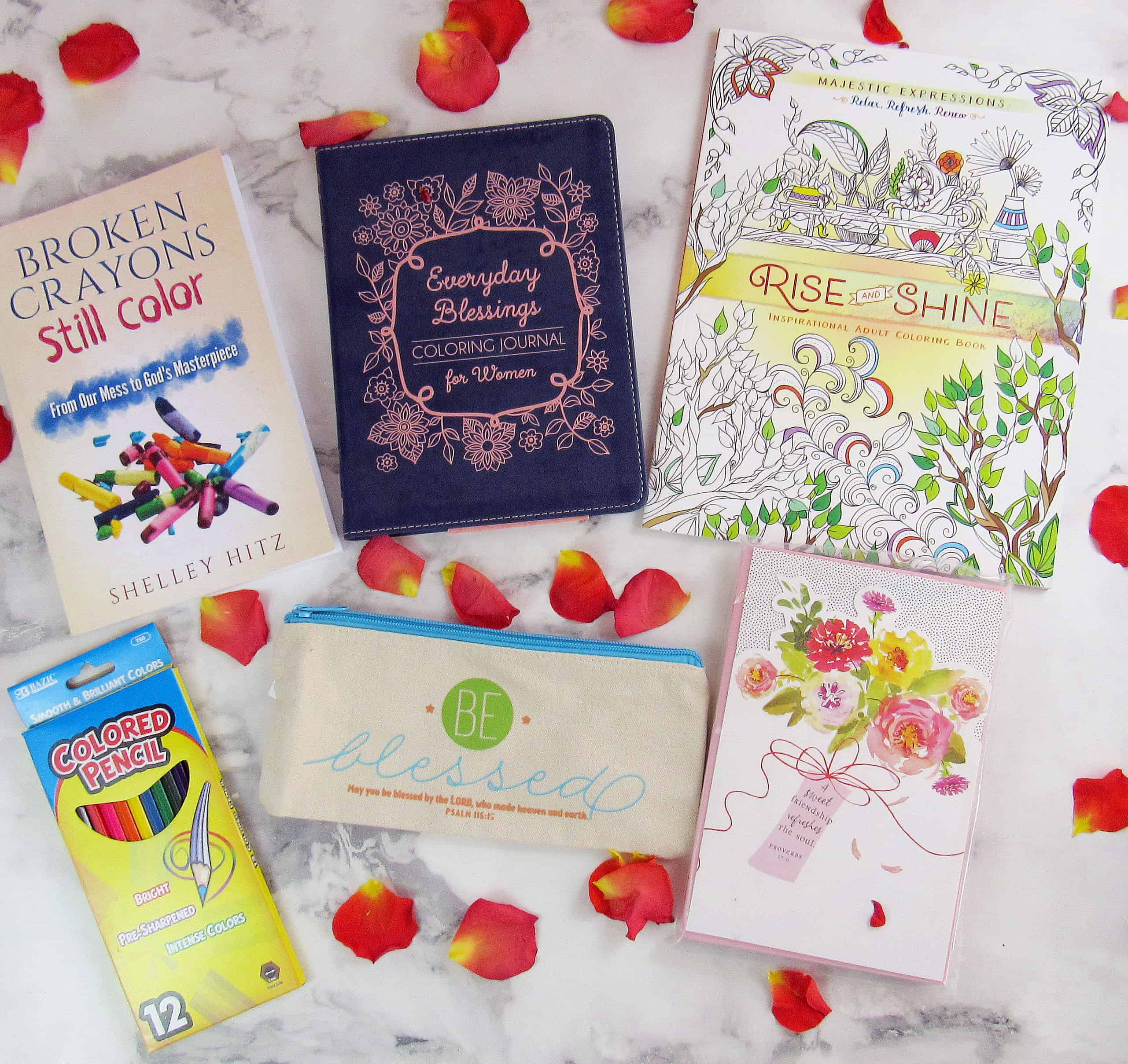 Bette's Box of Blessings Subscription Box March 2018 Review + Coupon