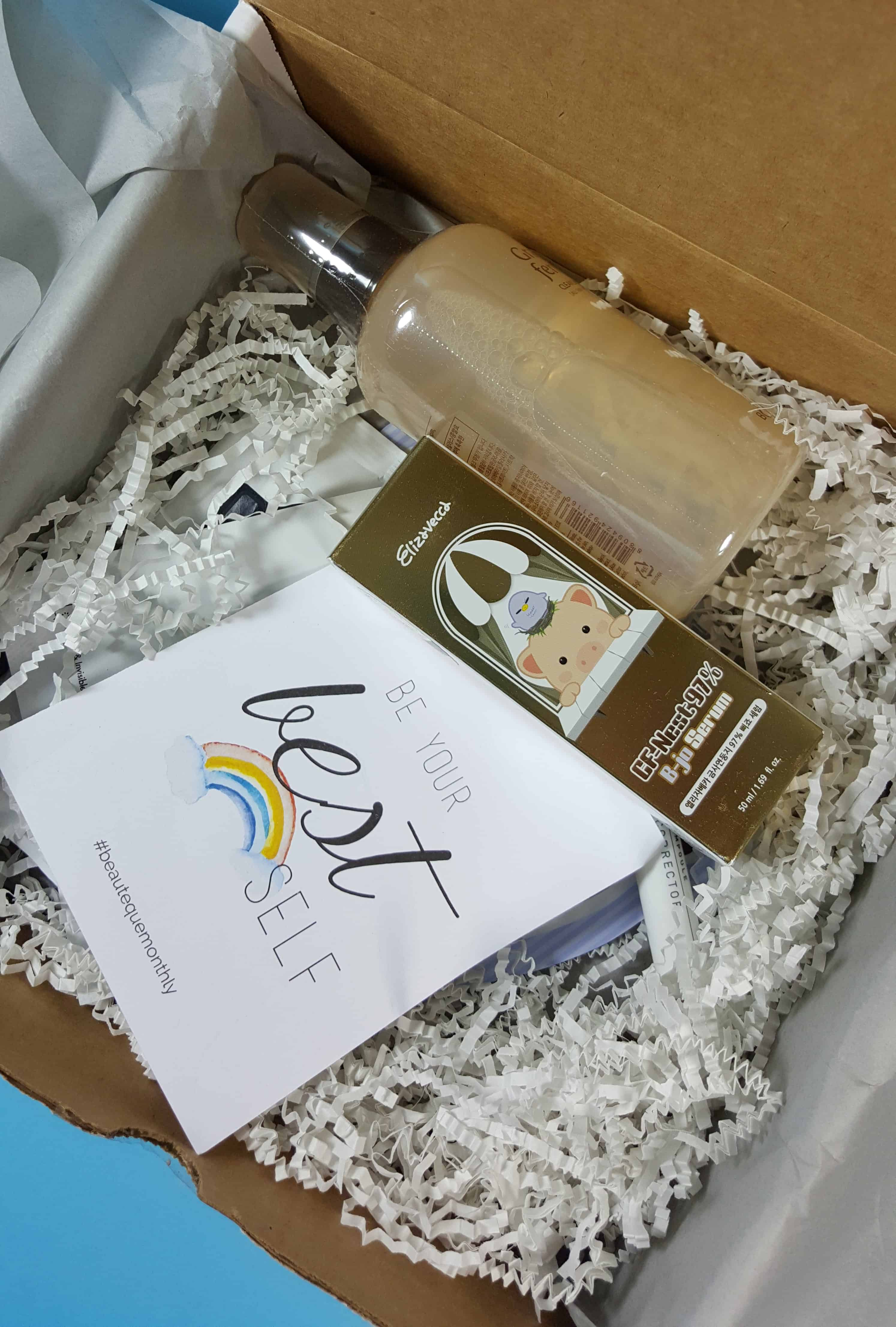 Beauteque BB Box Subscription Review + Coupon – December 2017
