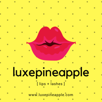 LuxePineapple Lips + Lashes Available Now + Spoilers + Coupon!