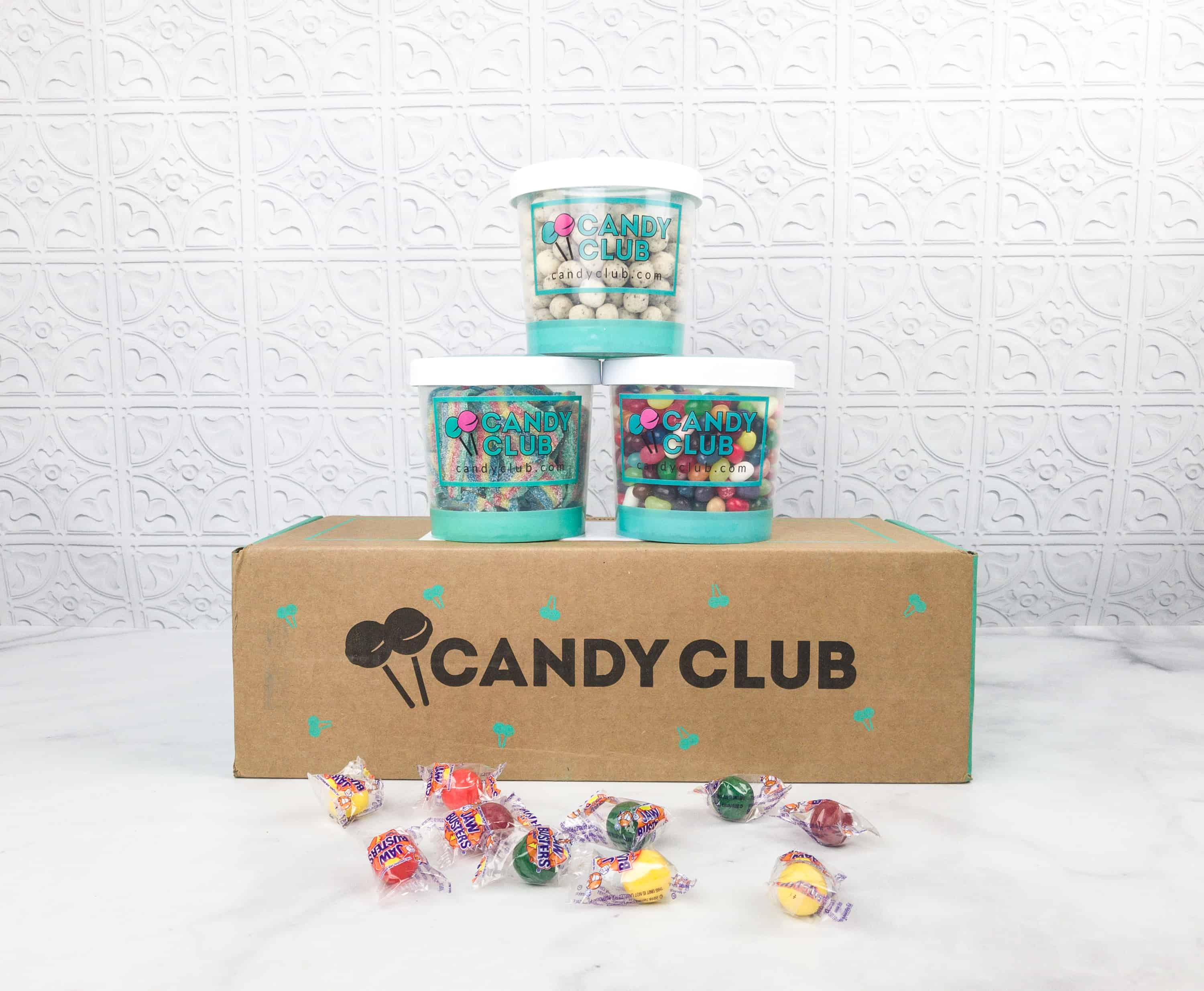 Candy Club Subscription Box Review + 50% off Coupon – March 2018