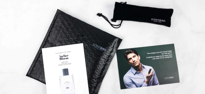 Scentbird for Men March 2018 Subscription Review & Coupon