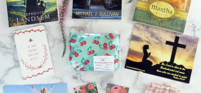 The Delilah Box Subscription Box March 2018 Review + Coupon!