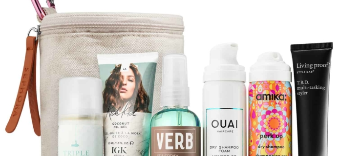 New Sephora Favorites Kits Available Now: Festival Hair Kit!