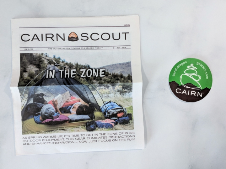 Cairn coupon code