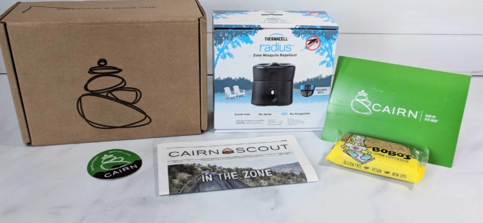 Cairn March 2018 Subscription Box Review + Coupon