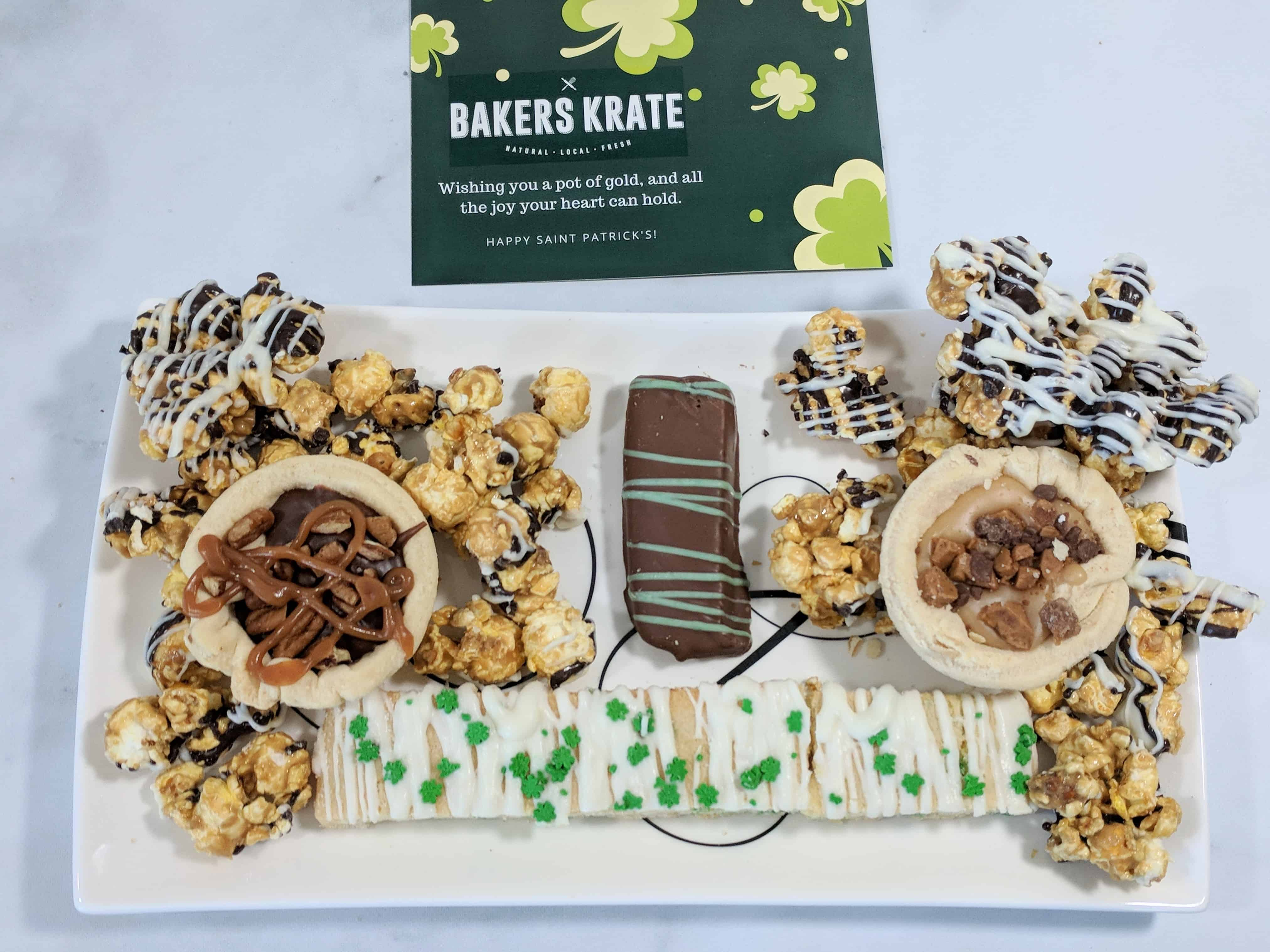 Bakers Krate March 2018 Subscription Box Review + Coupon!