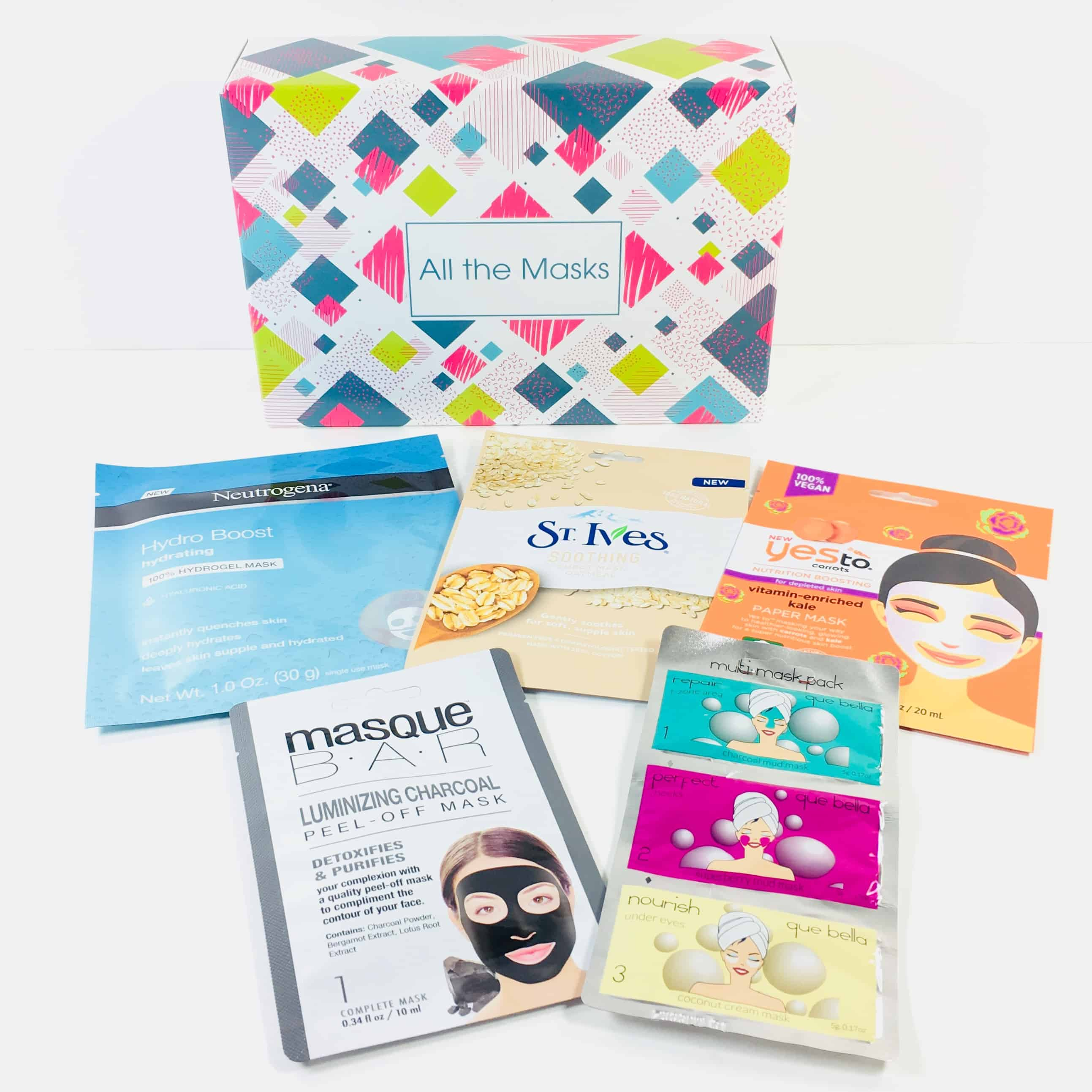 Target Beauty Box Review March 2018 – Hello Radiance