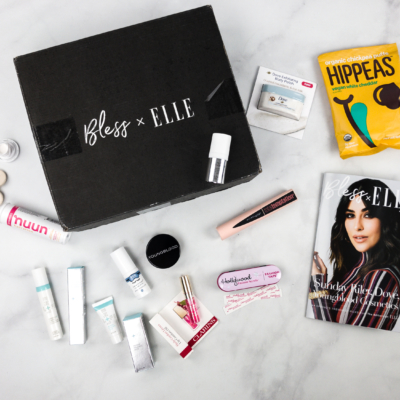 Bless Box March 2018 Subscription Box Review & Coupon