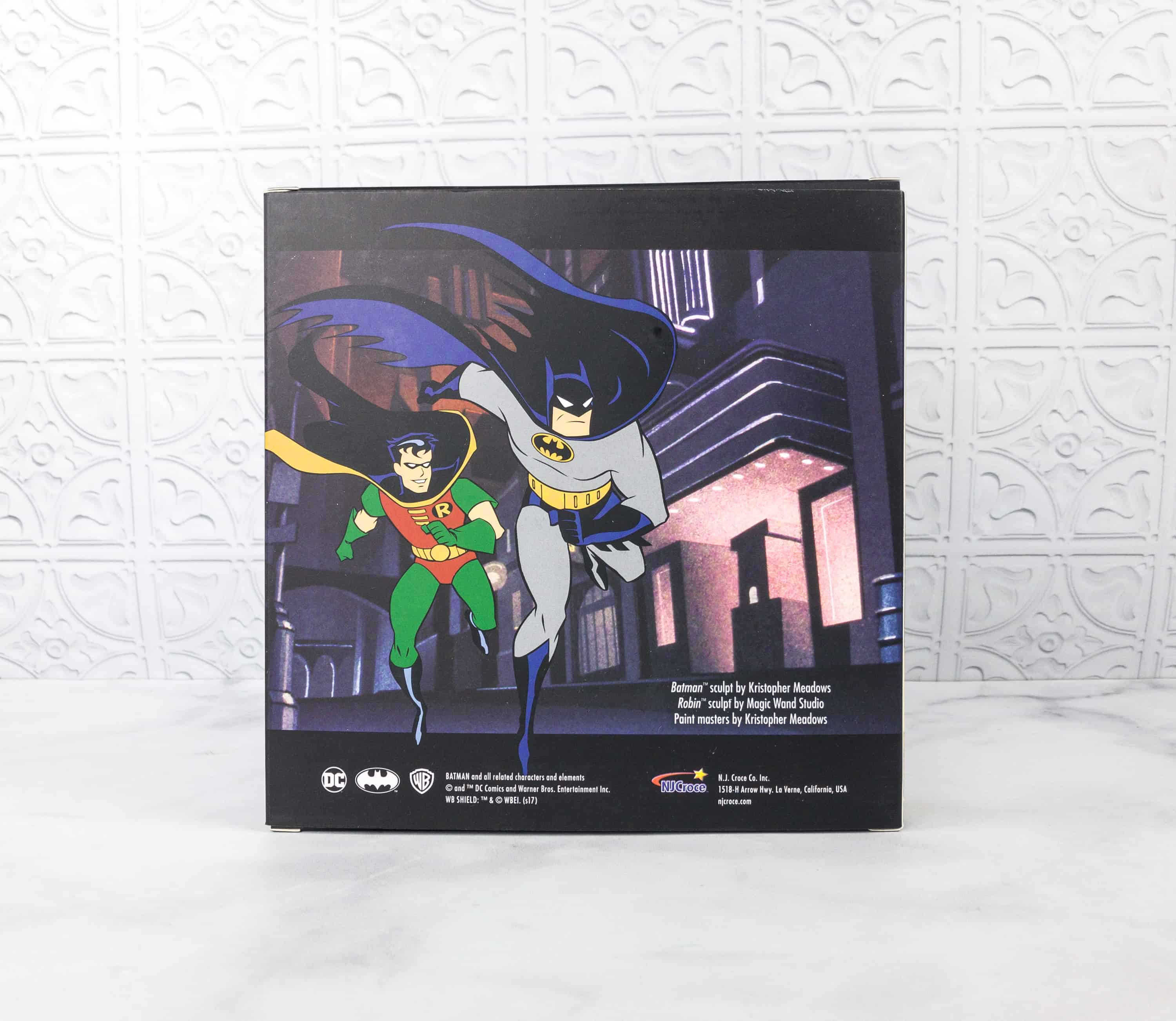 Loot crate dx march 2018 subscription box review coupon hello these two proved that people can create a great family relationship despite of the dire circumstances theyre into bruce wayne adopted the kid so his path fandeluxe Image collections