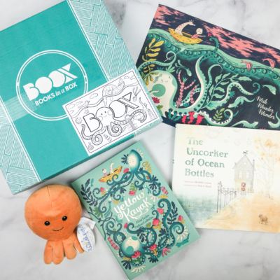 Powell's Boox March 2018 Subscription Box Review