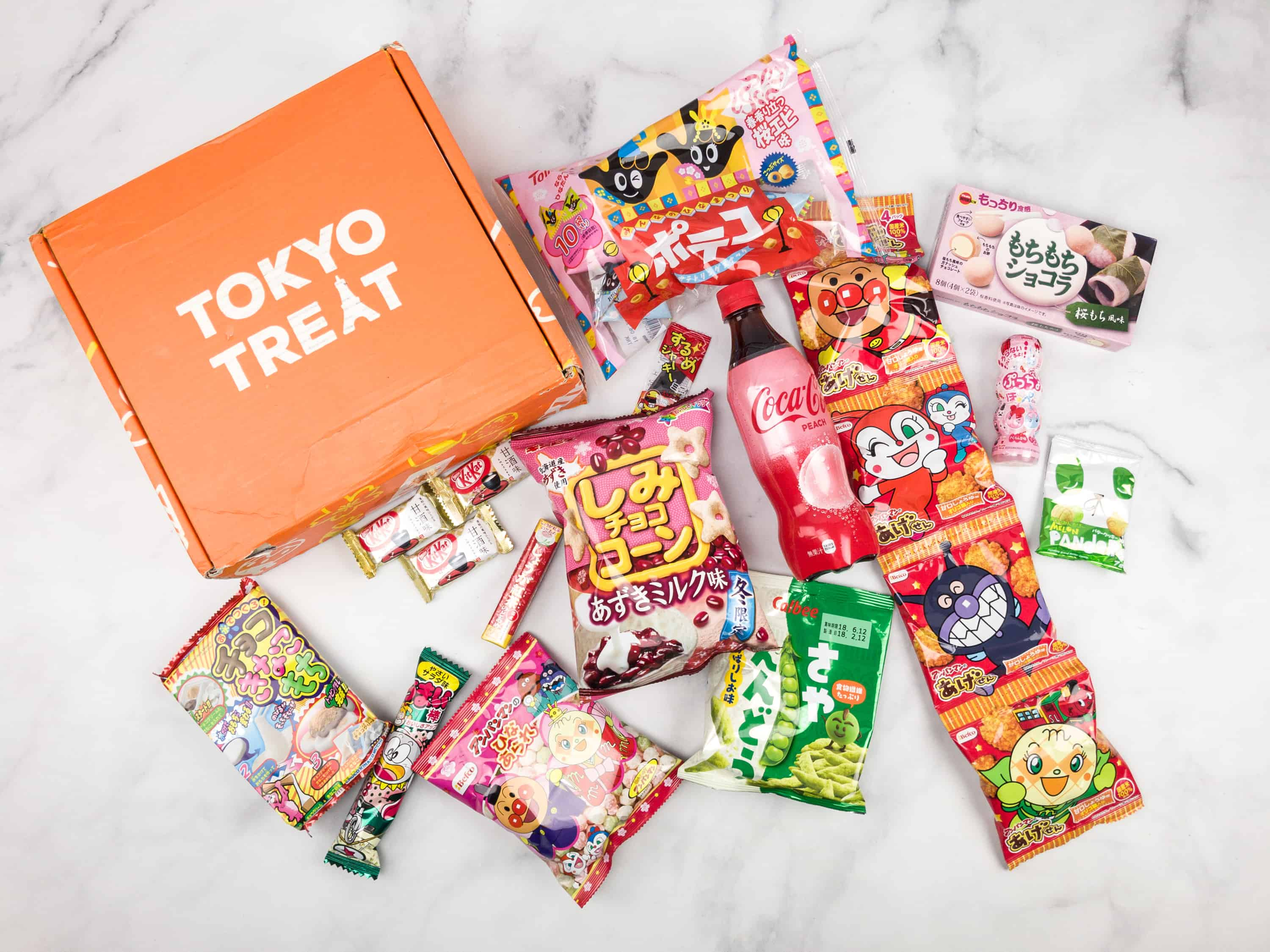 Tokyo Treat March 2018 Subscription Box Review + Coupon