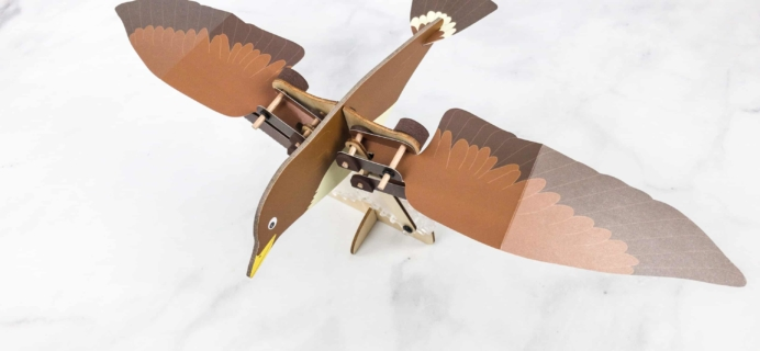 Tinker Crate Review & Coupon – MECHANICAL BIRD