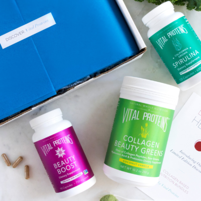 Beauty Heroes Limited Edition Collagen Based Nutrition Wellness Discovery Bundles Available Now  + Coupon!