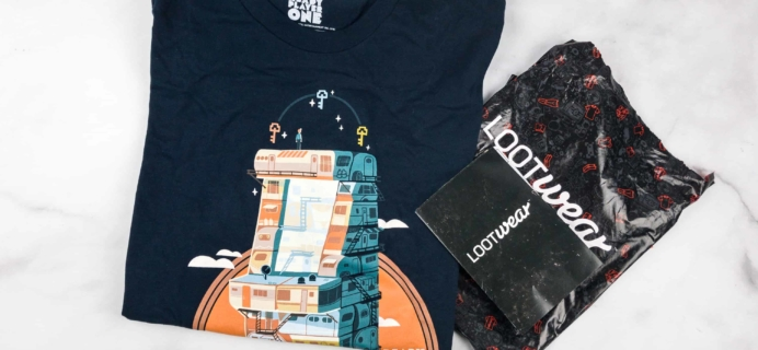 Loot Tees March 2018 Review & Coupon