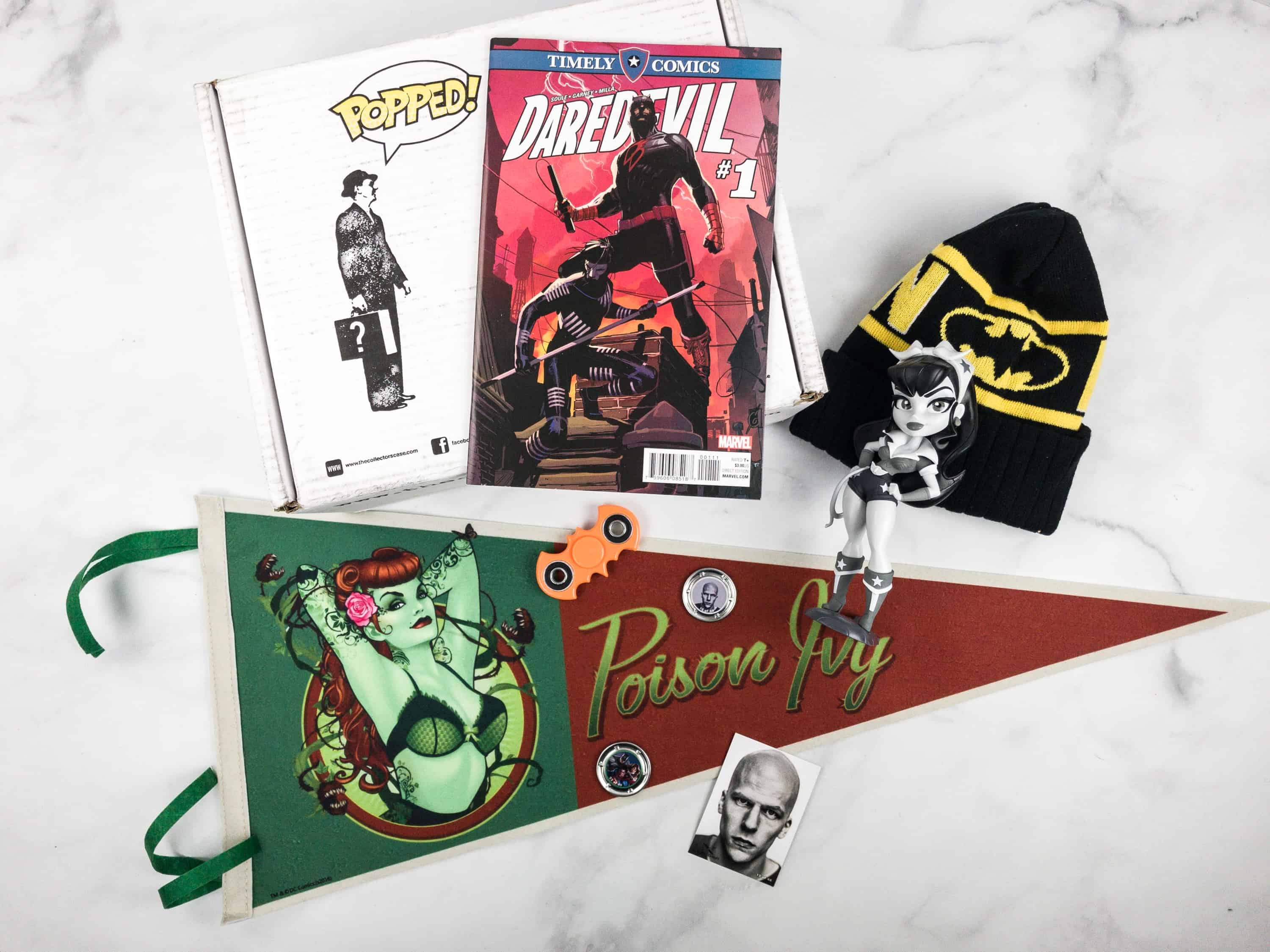 The Collectors Case March 2018 Subscription Box Review