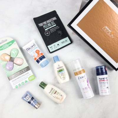 Walmart Beauty Box Winter 2017 Review – Classic Box