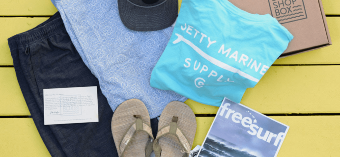 Surf Shop Box Is Now Coastal Co. + Fall 2018 Spoilers + Coupon!