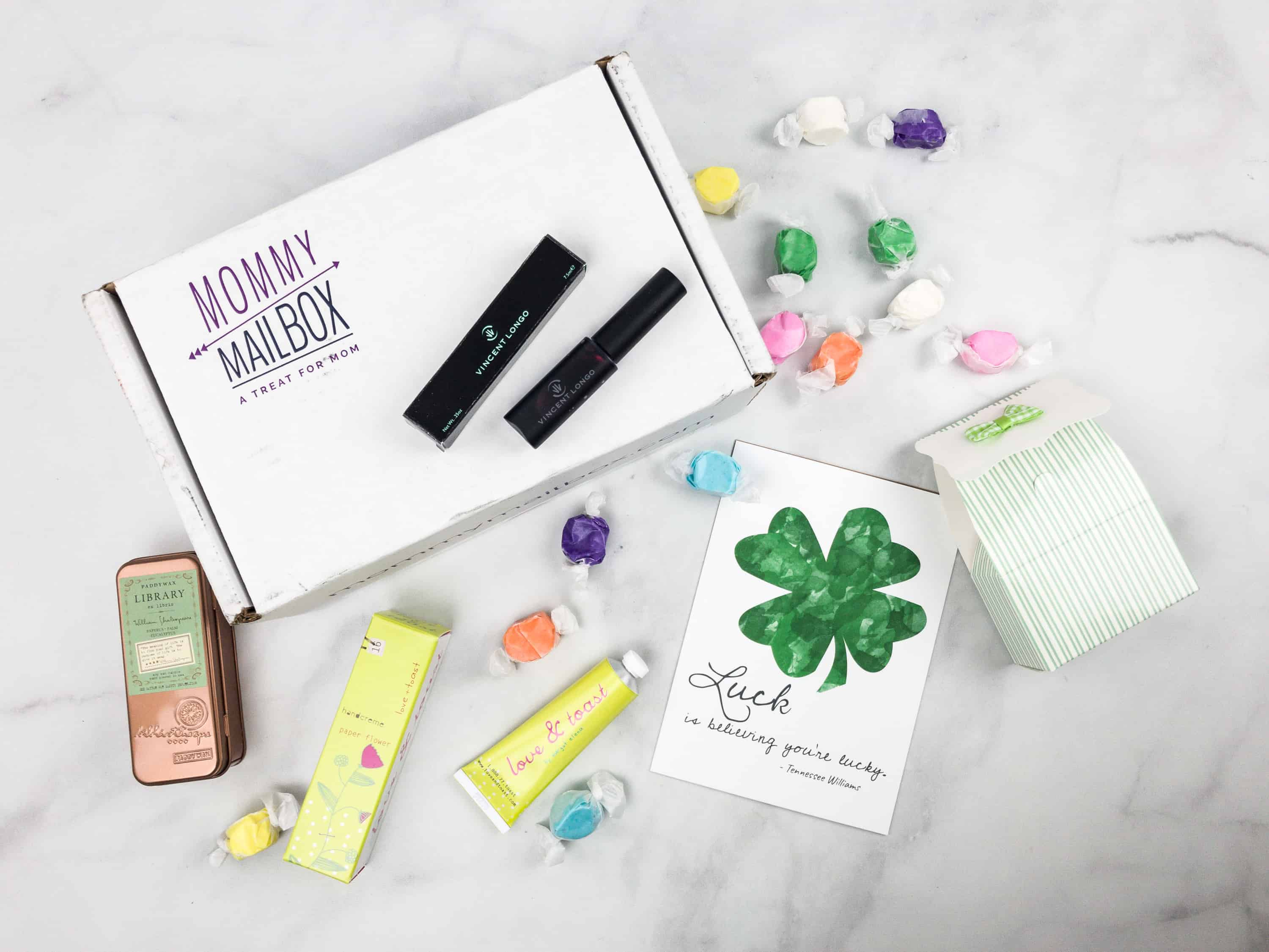March 2018 Mommy Mailbox Subscription Box Review & Coupon