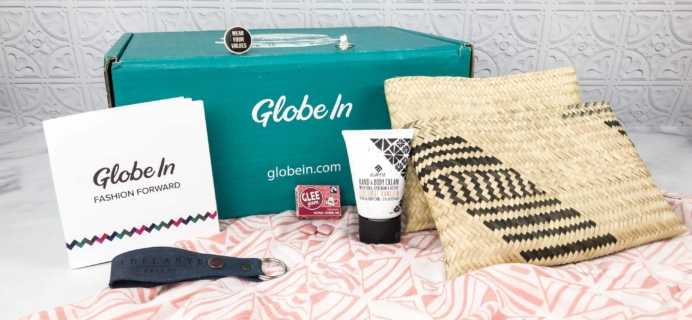 April 2018 GlobeIn Artisan Box Club Review + Coupon