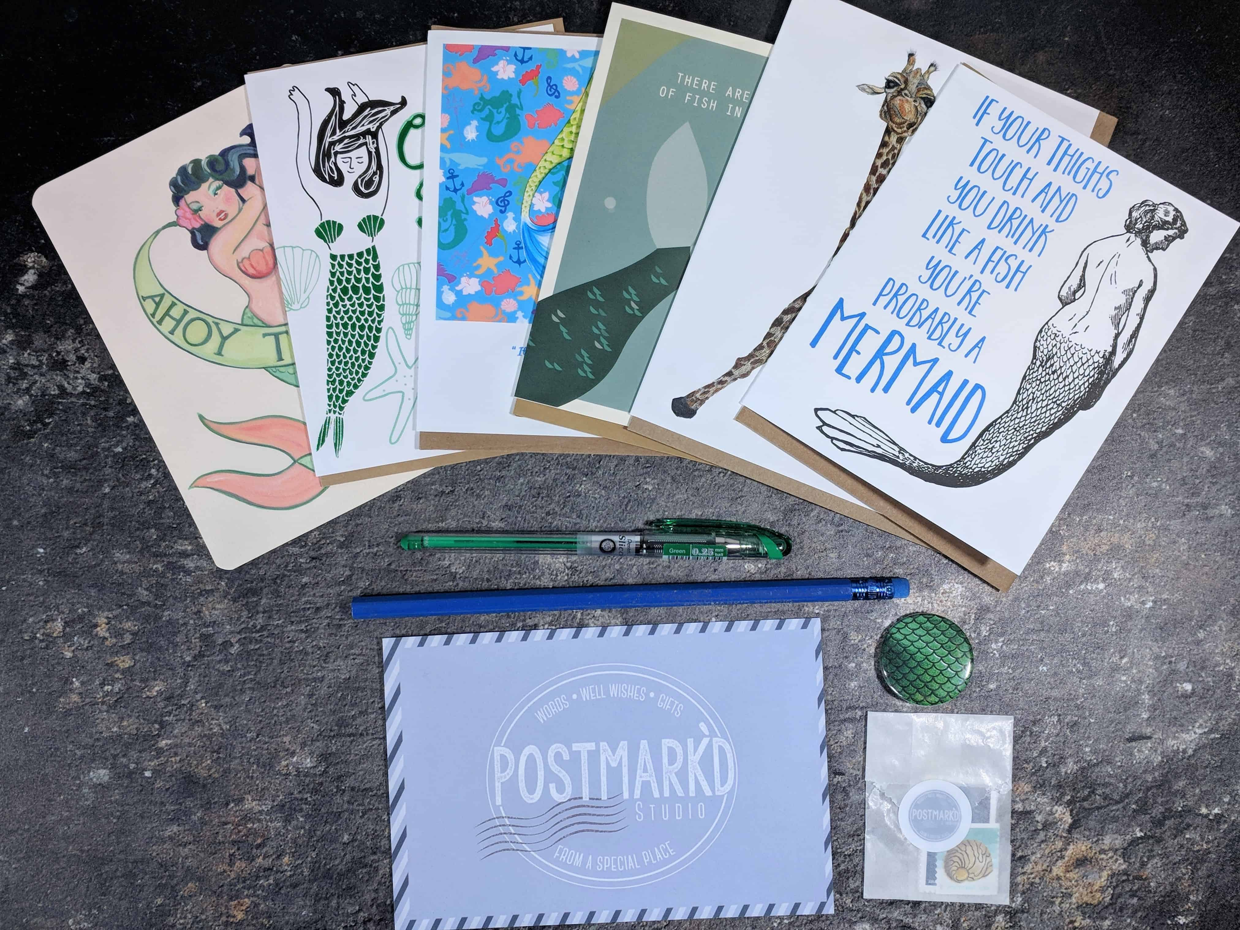 PostBox Subscription Box Review + Coupon – March 2018