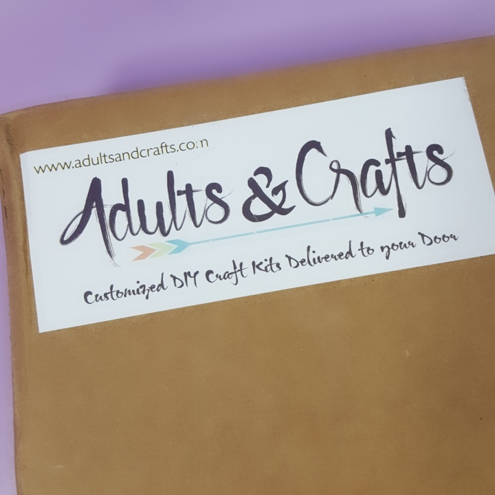 Adults Crafts January 2018 Subscription Box Review