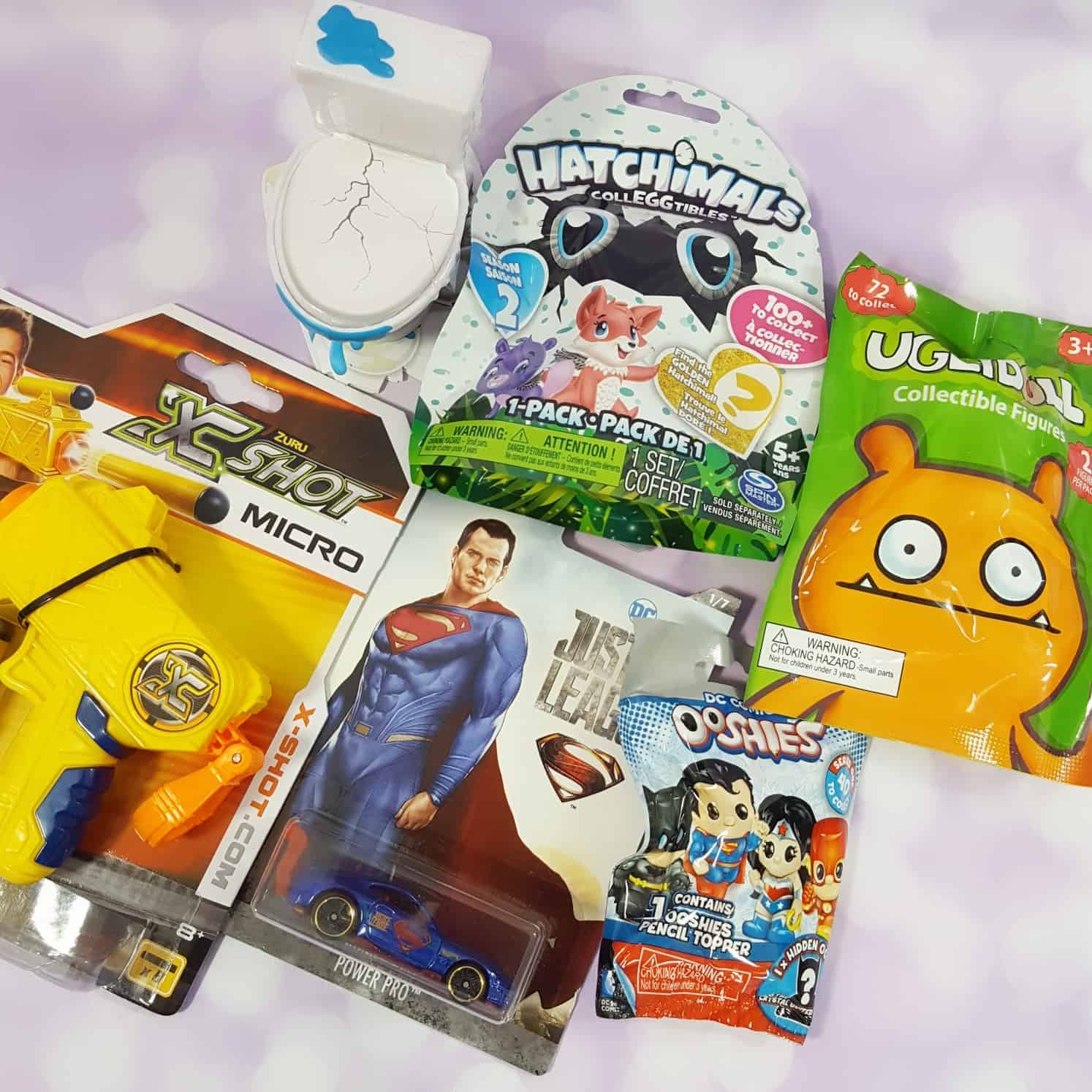Toy Box Monthly March 2018 Subscription Box Review