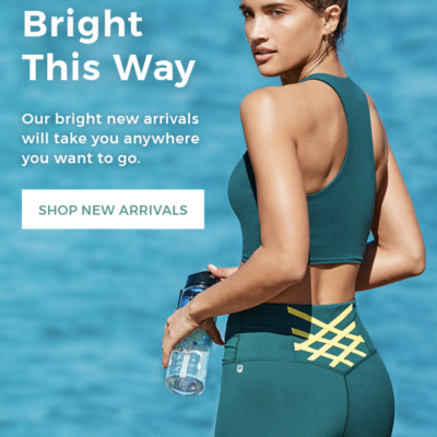 April 2018 Fabletics Selection Time + Coupon!