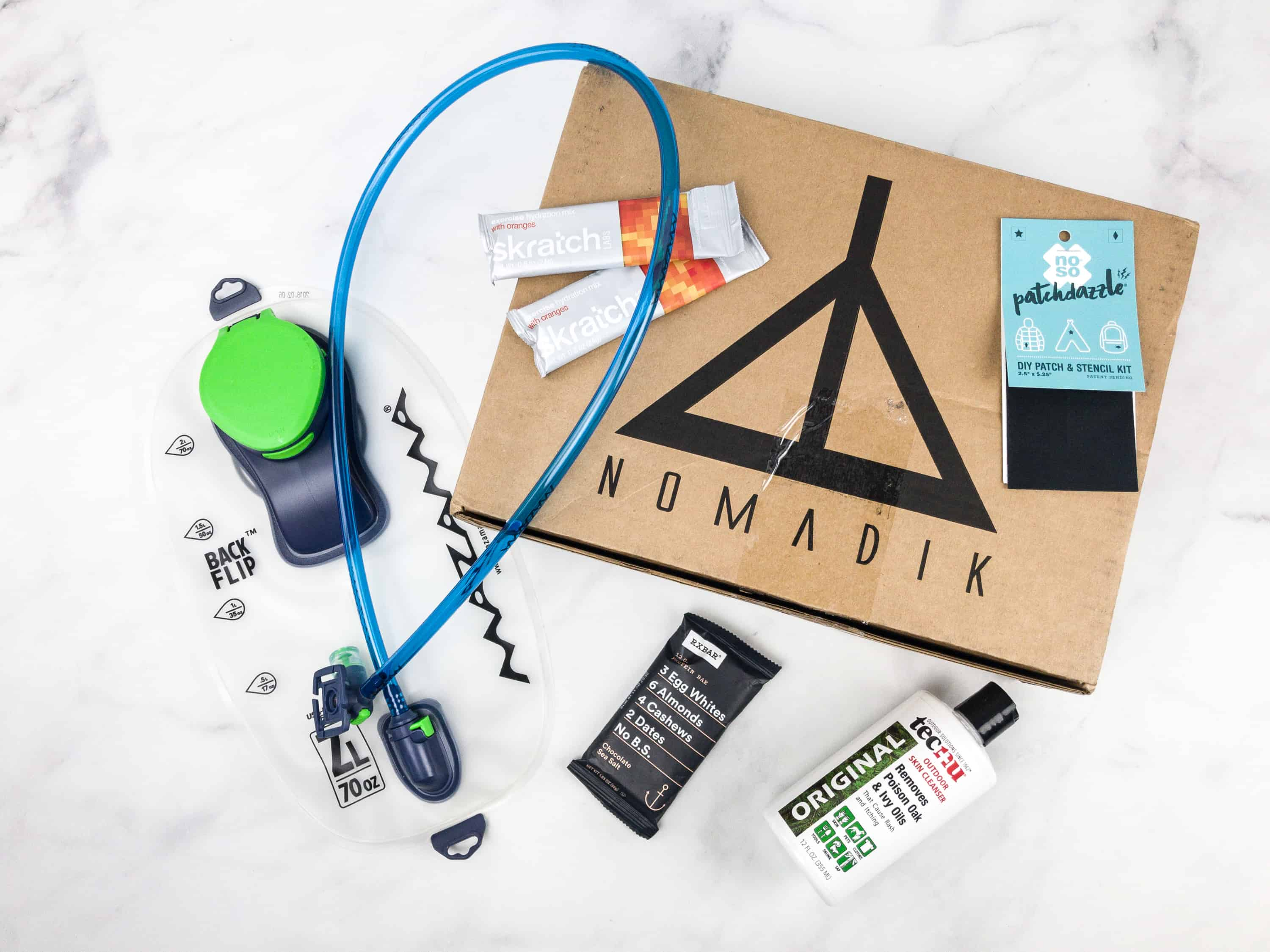 Nomadik March 2018 Subscription Box Review + Coupon