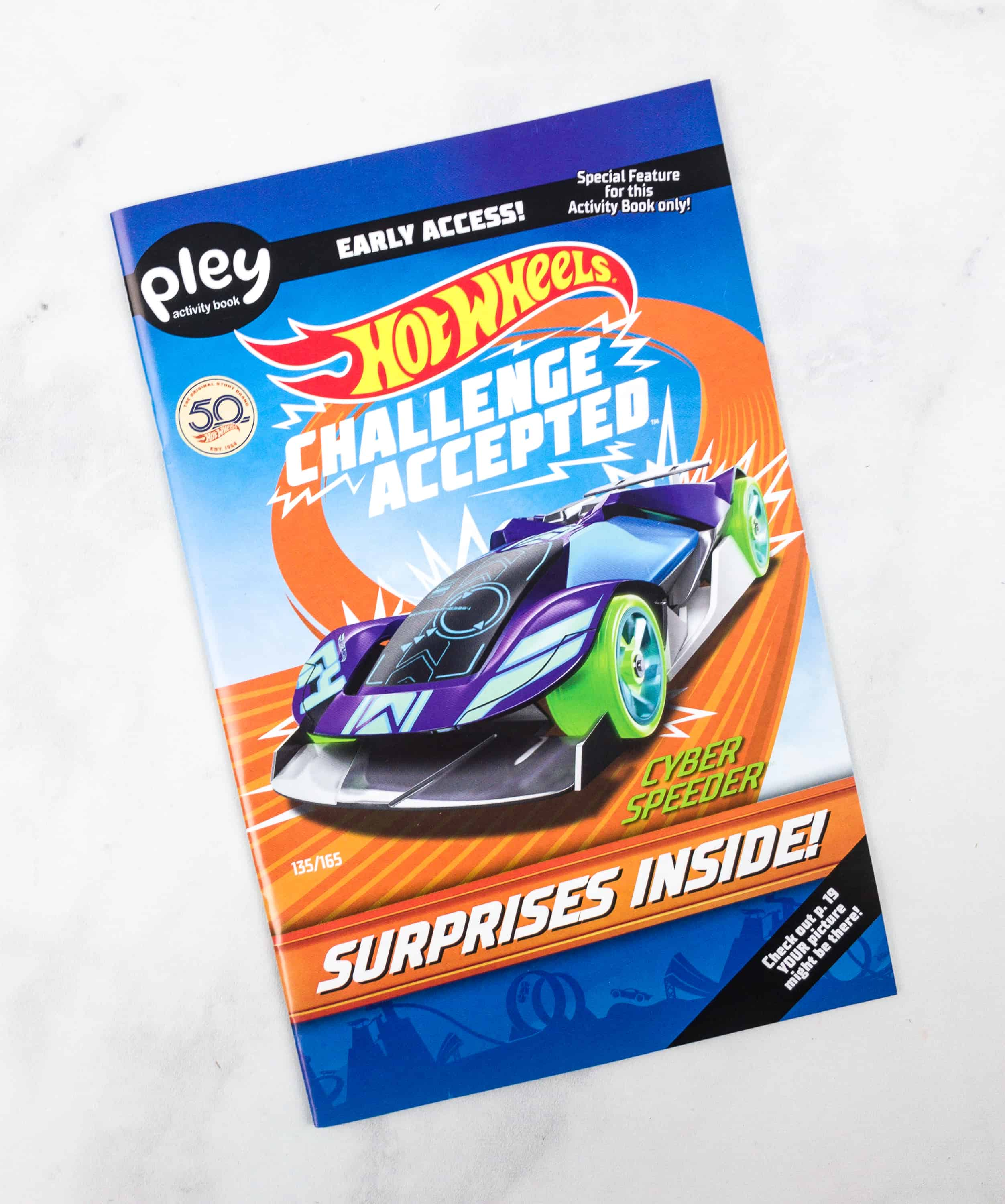 Hot Wheels Challenge Accepted PleyBox Spring 2018 ...